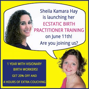 Ecstatic Birth Practitioner Training